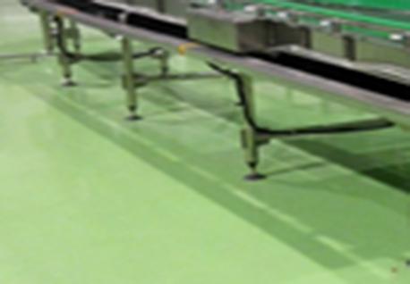 包装区域地坪体系